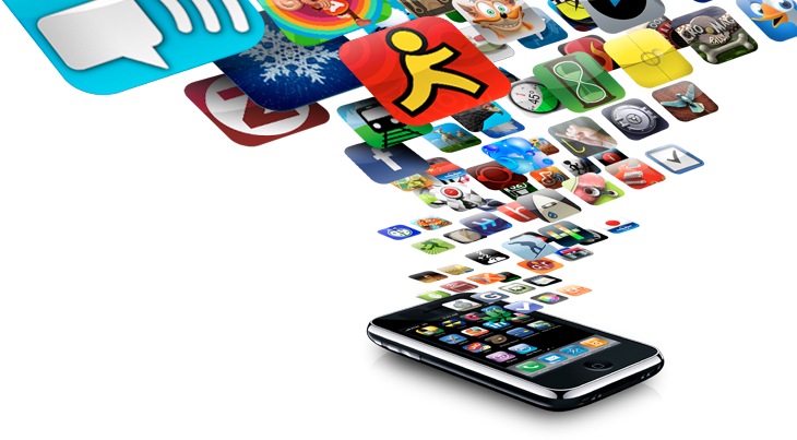 So many apps, so little time.