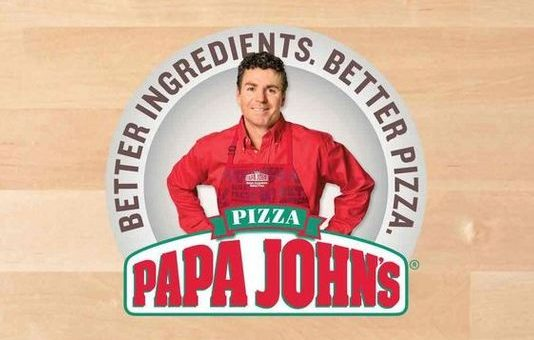 "His face is on the pizza boxes. He is the brand. He also says the ""N"" word while talking to ad agencies."